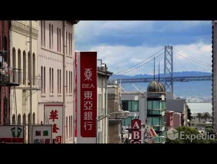 Embedded thumbnail for サンフランシスコの動画